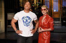 Watch Dwayne Johnson Announces Presidential Candidacy on 'SNL'
