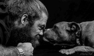 Jim and Amora: How a Three Legged Shelter Dog Saved a Veteran