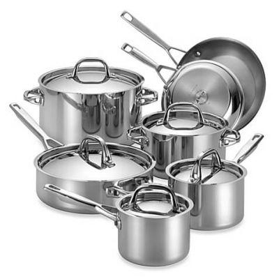 Anolon Tri-Ply Clad Cookware Set Review & Giveaway