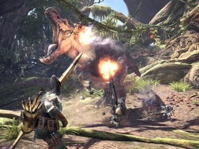 Next week's Monster Hunter: World beta won't require PS Plus