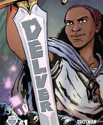 DELVER Is a Dream Comic for DUNGEONS & DRAGONS Fans
