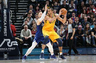 Mitchell gets 23, Jazz end Clippers' streak with 125-113 win
