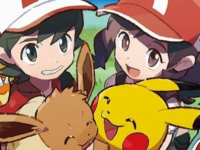 There Are Some Kinks With Transferring Between Pokemon Go And Pokemon Let's Go