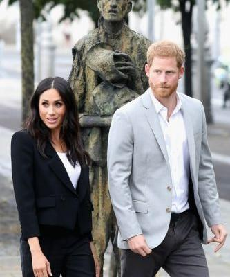 "Meghan Markle & Prince Harry's Response To Samantha & Thomas' Antics Might Be ""Aggressive"""