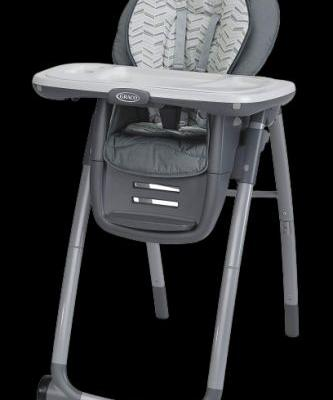 Take the high road and buy one of the best high chairs of 2020