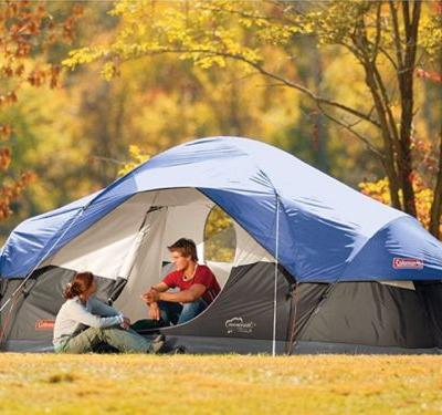 You can save big on camping gear with Amazon's one-day holiday deal