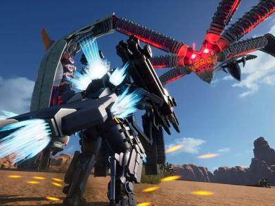 Earth Defense Force: Iron Rain, that upcoming 'serious' EDF spinoff, is dated for the west