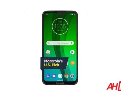 Unlocked Moto G7 For $179 - Amazon Black Friday 2019 Deals