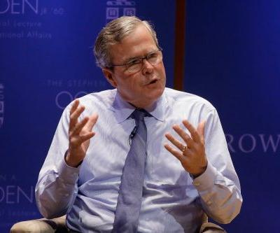 Jeb Bush missed call about dad's death because he was asleep: brother