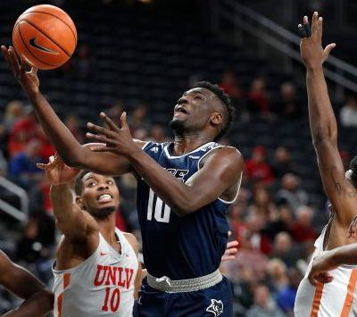 McCoy, Juiston lead UNLV to 95-68 win over Rice