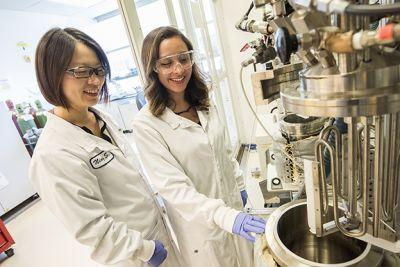 Internship Fuels a Student's Career in Science