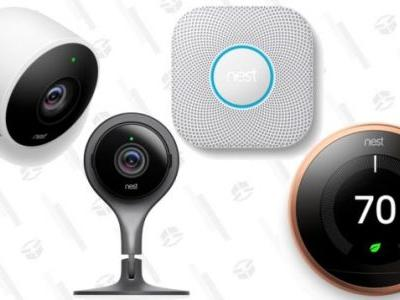 Here Are Your Black Friday Nest Discounts