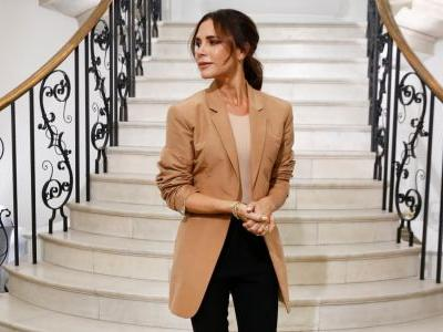 Victoria Beckham's Spring 2019 Collection Marks a New Chapter