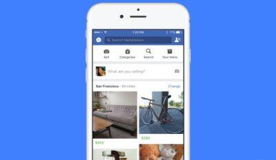 Facebook expands its Craigslist-like Marketplace into 17 European markets