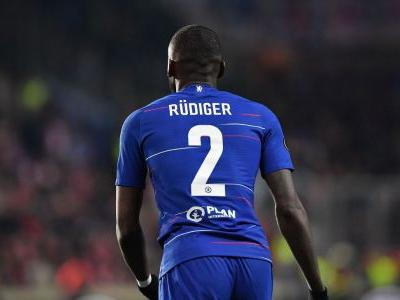 Chelsea's Rudiger set to undergo surgery on knee injury - sources