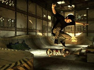 There's a new Tony Hawk's Pro Skater game on the way, apparently