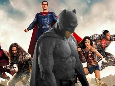 Justice League Now Projected to Open Below Wonder Woman
