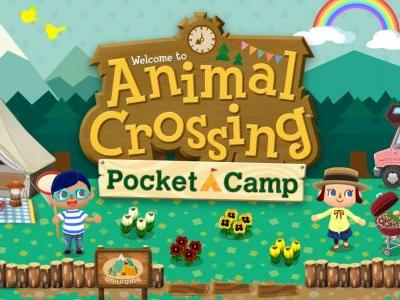 Animal Crossing: Pocket Camp is out now on Android and iOS, ahead of schedule