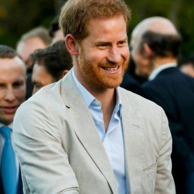 Wait - Is Prince Harry Dropping A Collab With Twin Ed Sheeran?