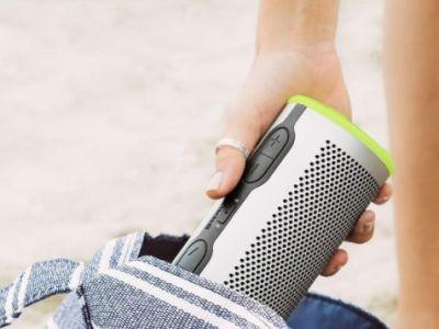 I tried a durable Bluetooth speaker that can charge your phone and control Siri - here's what I thought