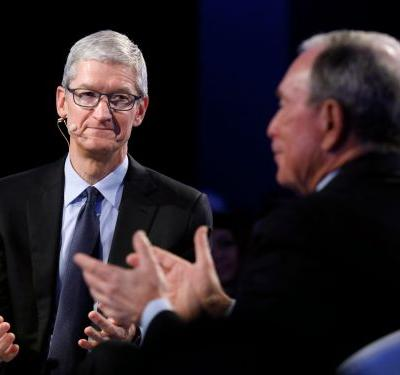 Tim Cook: 'If I were a world leader, my goal would be to monopolize the world's talent'