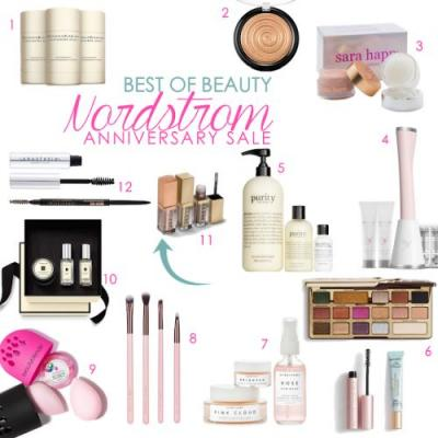 NORDIES 2018 BEST OF BEAUTY ANNIVERSARY SALE