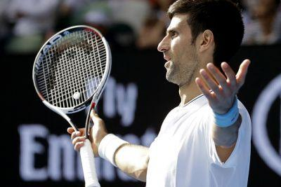 Australian Open stunner: 6-time defending champ Novak Djokovic loses to No. 117-ranked player in 2nd round