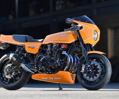 Kawasaki Z1-R by Bull Dock