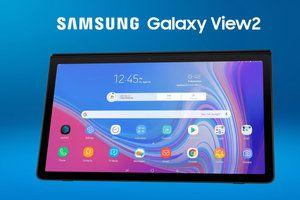 Samsung Galaxy View 2 coming to AT&T on April 26, priced higher than the original