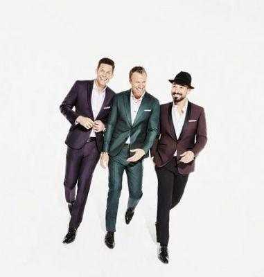 The Tenors to Star in 'One Night for One Drop' imagined by Cirque du Soleil Friday, March 3