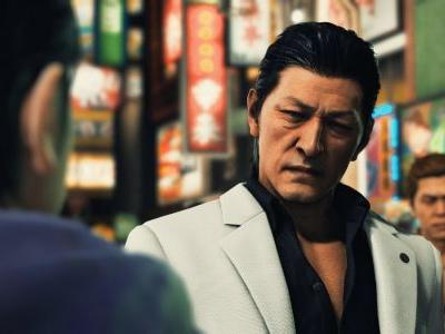 Judgment's character redesign doesn't look half bad