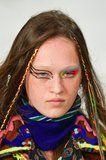 You'll Want to Re-Create Margiela's Vibrant Beauty Looks For Your Next Music Festival