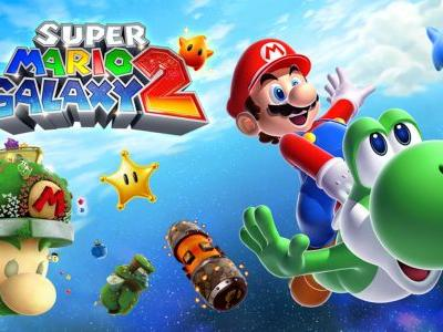 Super Mario 64, Sunshine, Galaxy, and 3D World Coming To Switch This Year - Rumour