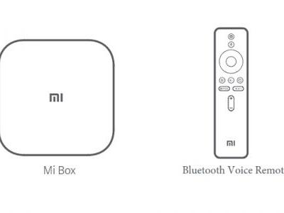 Updated Xiaomi Mi Box passes through FCC w/ Android TV, updated remote
