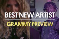 Grammy Preview: Music Experts Weigh in on Best New Artist Predictions - SZA, Julia Michaels & More