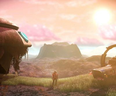 No Man's Sky's new update makes its sci-fi worlds even more alien