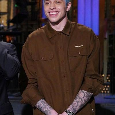 Pete Davidson opens up on struggling with cystic acne and being called ugly