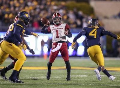 Top 25 roundup: No. 6 Oklahoma Sooners edges No. 13 West Virginia Mountaineers to make Big 12 title game