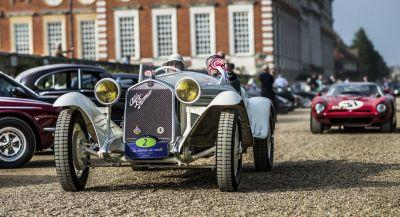 Full Car List Revealed For 2017 Concours Of Elegance