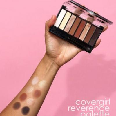 Product Spotlight: Covergirl Full Spectrum So Saturated Eyeshadow Palette in Reverence
