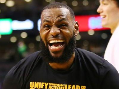 Cleveland newspaper trolls LeBron James with headline teasing his return to town with the Lakers