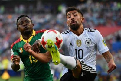 Germany march to Confederations Cup semifinal marred by ref's blunder