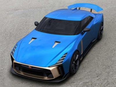 Nissan GT-R50 by Italdesign Heading For Production With R16 Million Price Tag