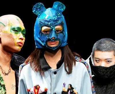The craziest looks from Tokyo Fashion Week
