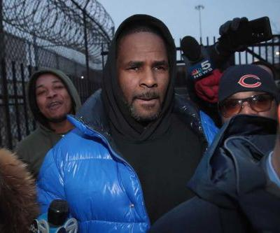 Singer R. Kelly arrested on federal sex trafficking charges, reports say