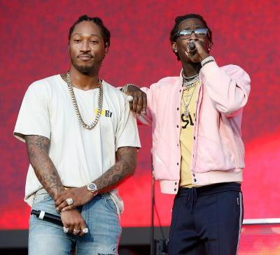 Future and Young Thug Just Dropped a New Project Called 'SUPER SLIMEY'