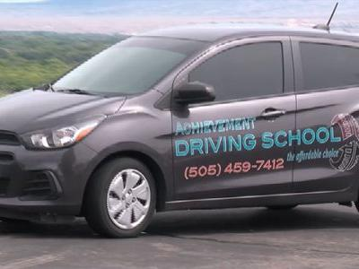 'The driving school car has been stolen': Man asks for help finding unusual vehicle