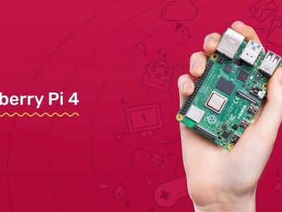 Raspberry Pi 4 hits the scene with 4K support, ample I/O, still $35