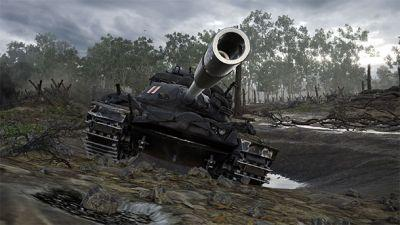 World Of Tanks On Console Is Getting Single-Player Campaign Missions With War Stories