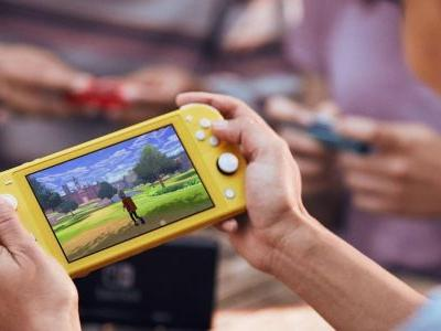 Nintendo Switch Lite Is Already Experiencing Analog Stick Drifting